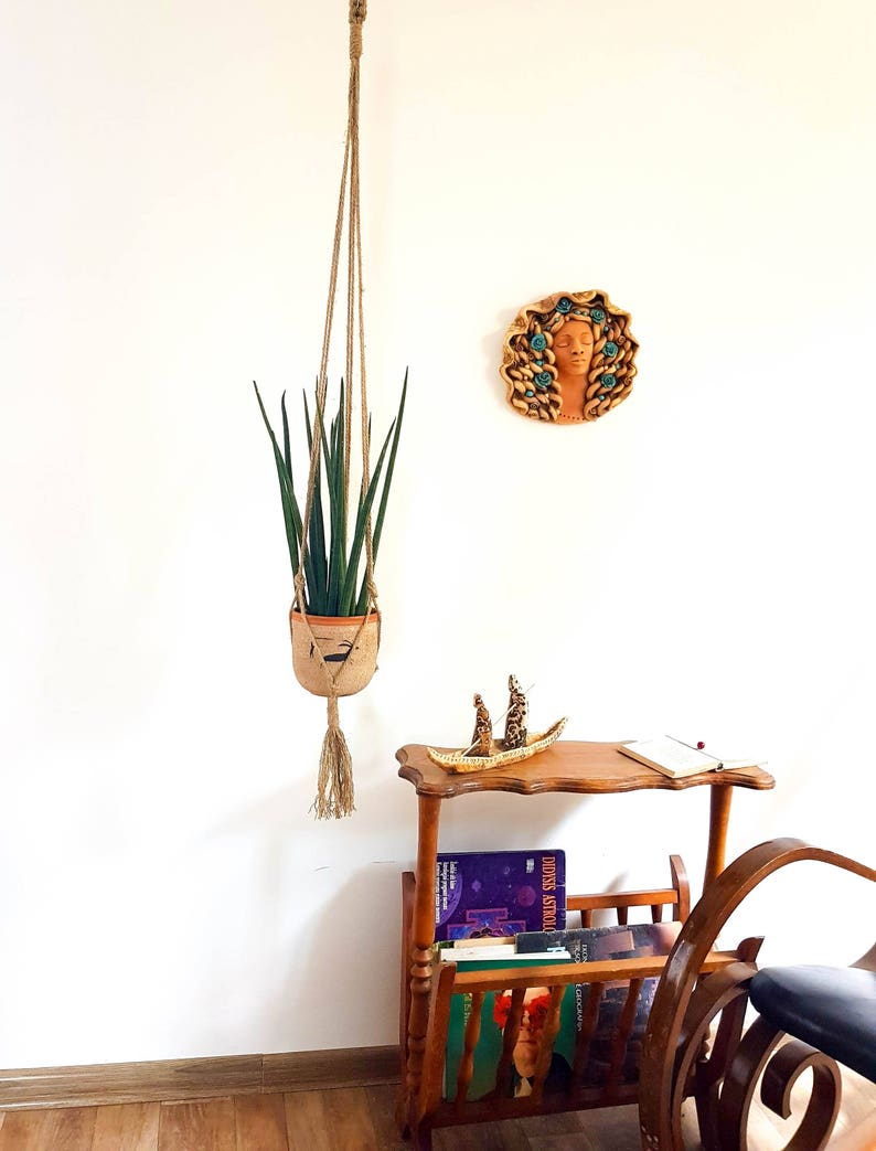 44 Macrame Plant Hanger Indoor Plants Pot Hanger Etsy