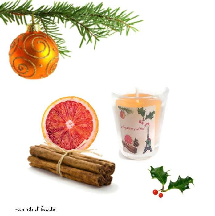 bougie naturelle et biologique aux huiles essentielles orange etsy. Black Bedroom Furniture Sets. Home Design Ideas