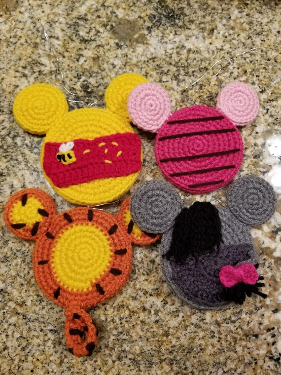Crochet Amigurumi Winnie The Pooh Free Patterns (With images ... | 760x570
