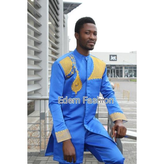 Chemise Vêtements Africain Homme Etsy Dashiki xExYaqTF