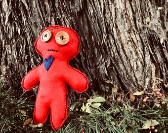 Voodoo Doll for Power and Love - Oswald - Little Devi