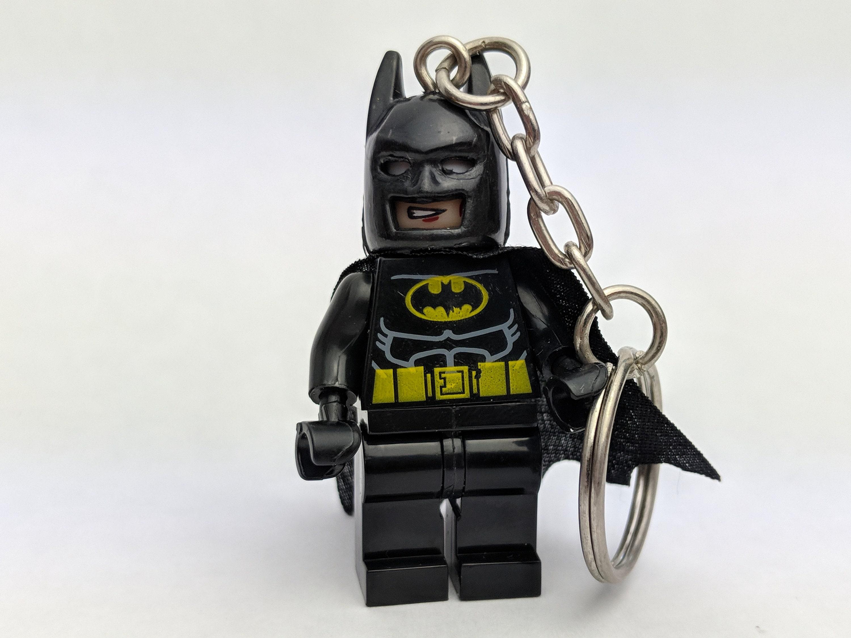 Keychain UK SELLER Star Wars Captain Phasma Mini-Figure Keyring