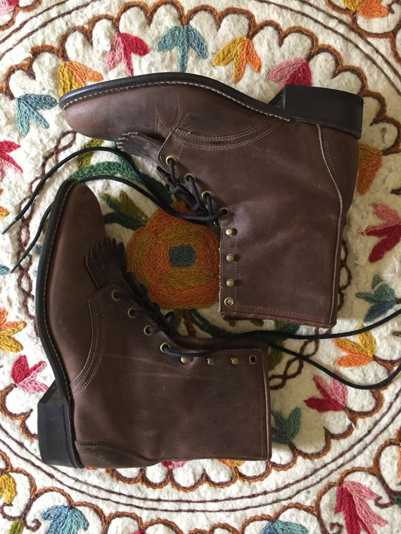 Leather Boots, Roper Boots, Laredo Boots, Cowgirl