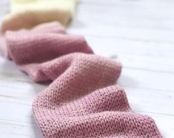 Pink Ombre Sock Yarn, Sock Blank Yarn, Sock Blanks Double Knit, Naturally Dyed Wool Yarn, Natural Dyed Yarn, Ombre Yarn, Wool Sock Yarn