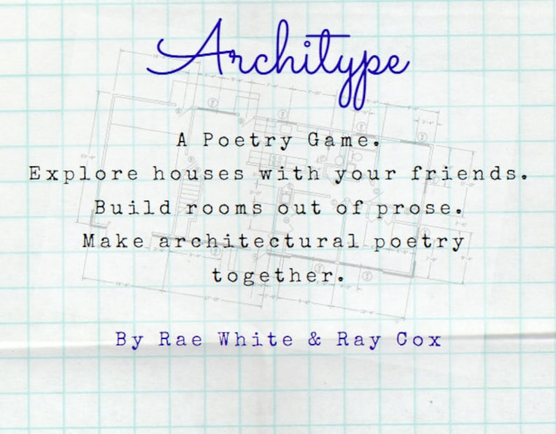 Architype  a poetry game image 0