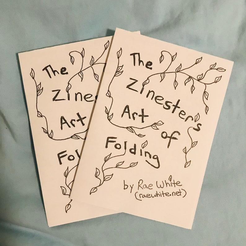The Zinester's Art of Folding print image 0