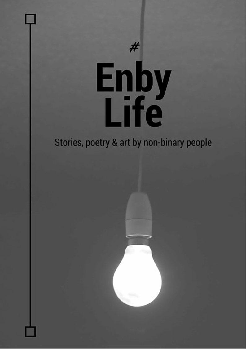 EnbyLife zine print image 0