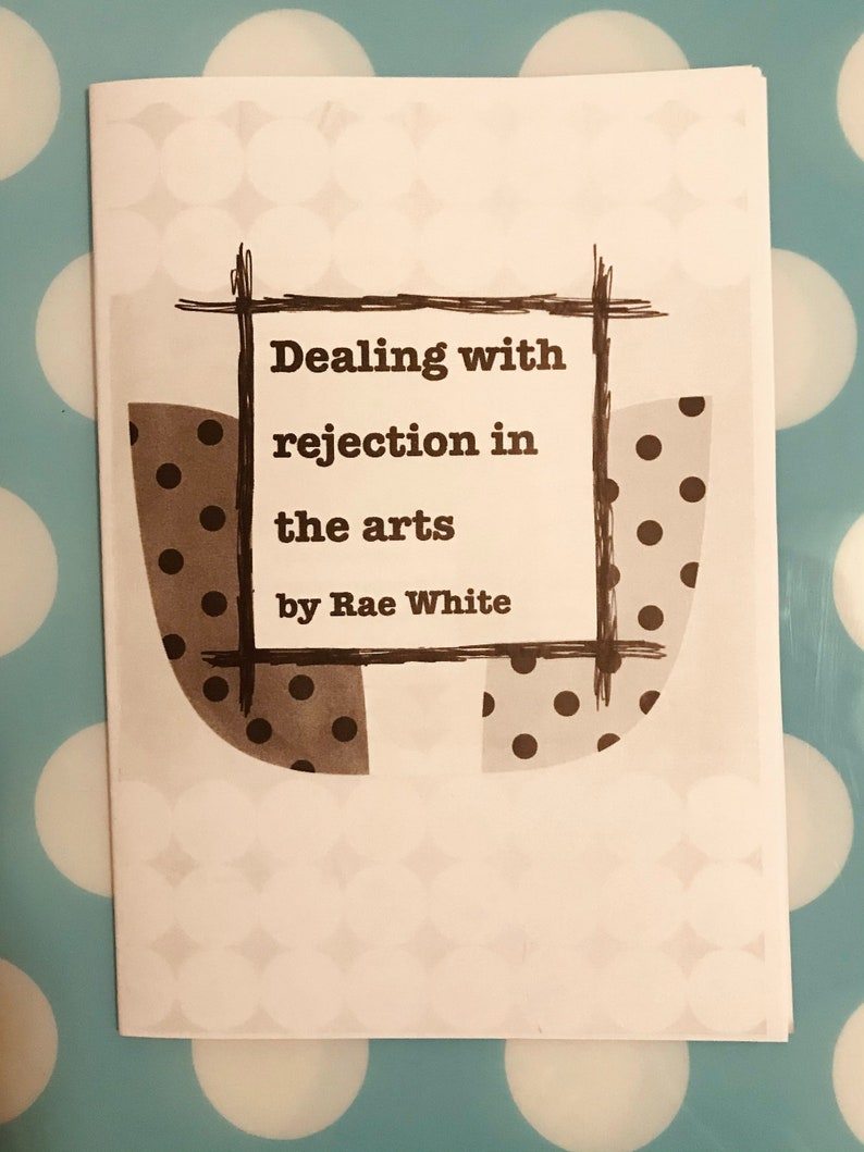 Dealing With Rejection in the Arts print image 0