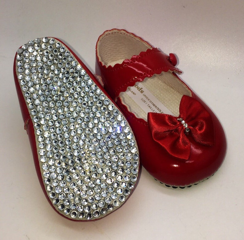 05ef5de21e9e Luxury British Brand Baby Soft Sole Crib Pram Shoe Hand