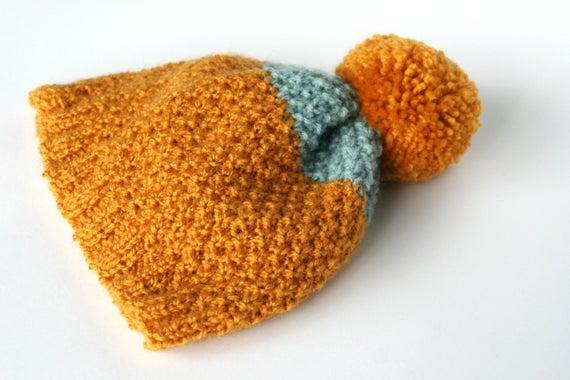 Stricken Baby Mütze stricken Baby Mütze stricken Baby junge | Etsy