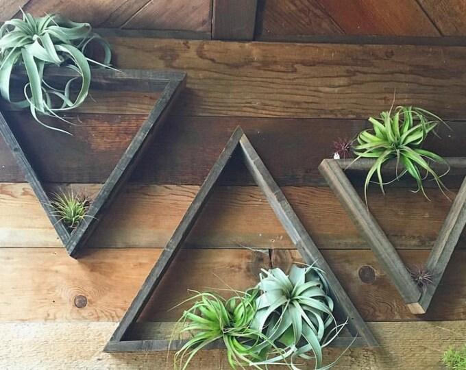 Triangle Frames