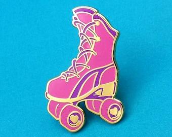 Skate Love Pin