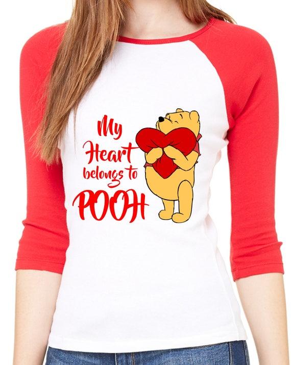 d06a6b846b5a Winnie the Pooh T Shirt Winnie Shirt Pooh Shirt Winnie The