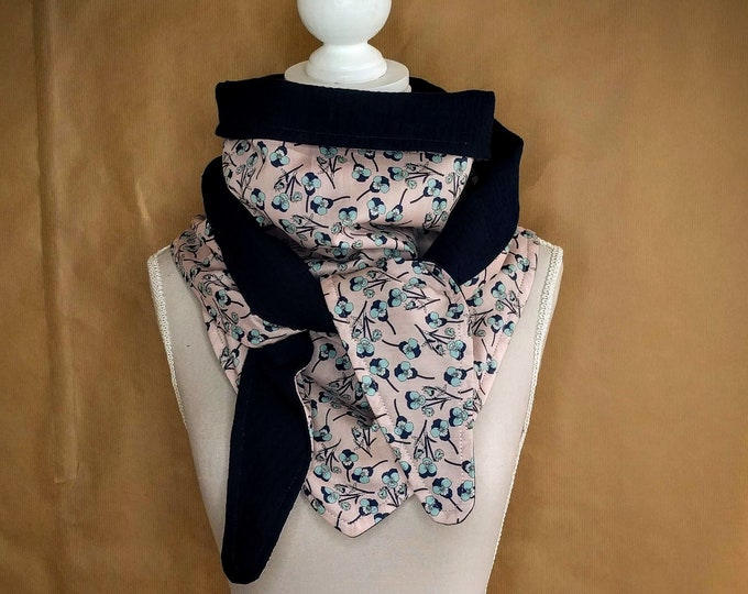 Ros Liberty cotton triangle scarf