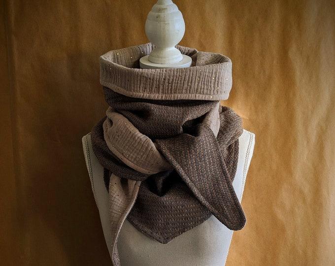 Triangle scarf, Star Safari
