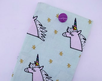 Storage bag/Unicorn/purple pressure