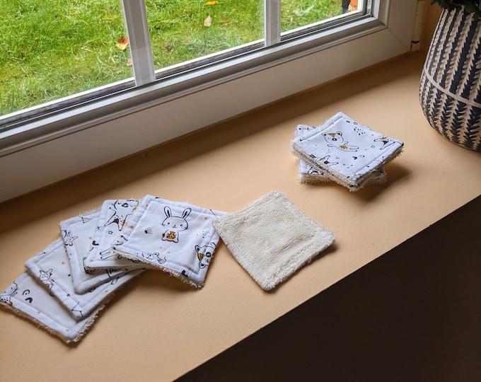 Cloth wipes - small animals - 6 units