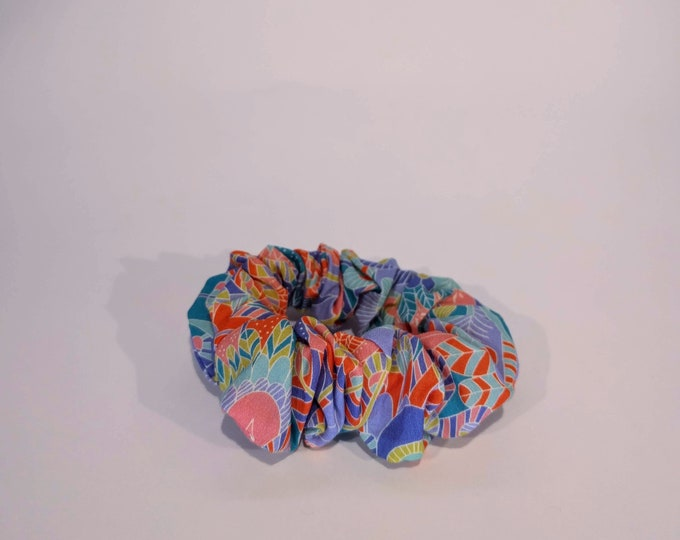Scrunchie multicolor eben liberty