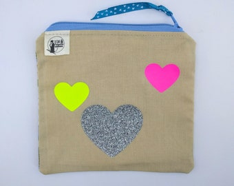 Small clutch size, hearts