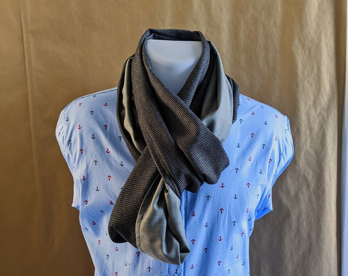Snood, Grey Deluxe