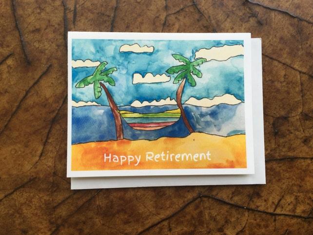 Retirement cards retirement wishes retirement greetings etsy image 0 m4hsunfo
