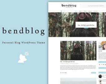 "WordPress Theme ""Bendblog"""