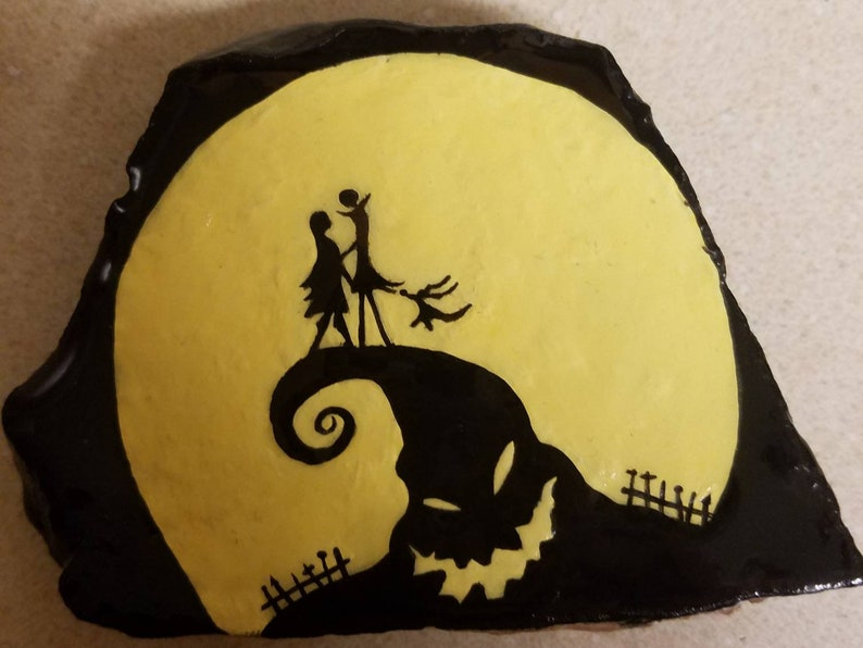 Hand painted custom rocks paperweight rock garden you pick!