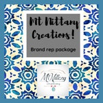 Mt Nittany Creations Brand Rep Package!