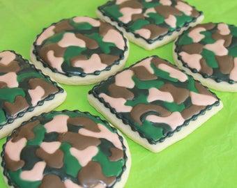 784a2265e4 Camo cookies
