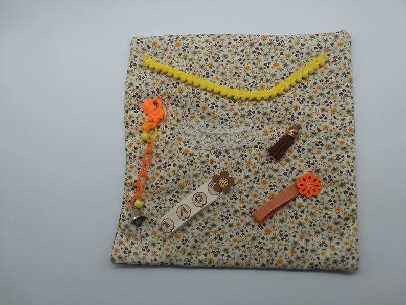 La maladie d'Alzheimer/démence mini Fidget quilt, fête des pères,  thérapie/Brain blessure, Free Shippig, cadeau de moins de 25 ans