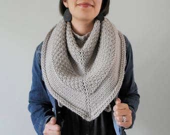Afternoon Tea Shawl- **Pattern Only**