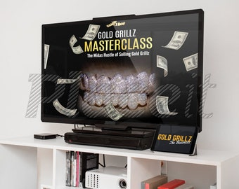 Learn How To Make Gold Teeth Grillz   Become a Grillz Manufacture   Full 12 Video Series + Bonus