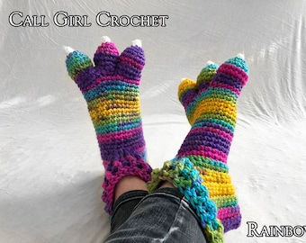 caa14e8baaf3 Made to Order Adult Dragon Slippers   Dinosaur Slippers   Monster Slippers
