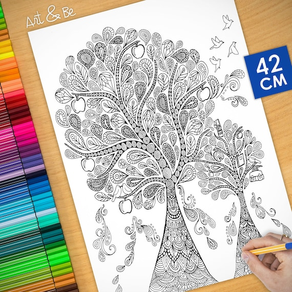Coloring poster - SCHOOL ...