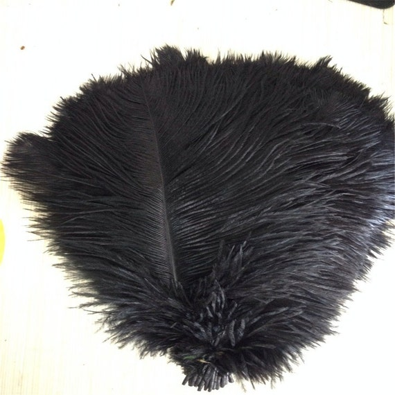 Discount item pcs ostrich feather for wedding table etsy