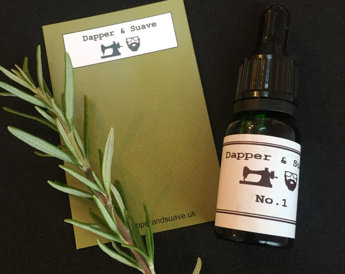Featured listing image: Beard Oil - Rosemary Lime Mandarin