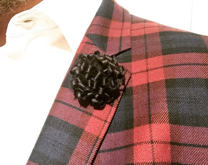 Lapel Flower Flower Lapel Pin Wedding Boutonniere
