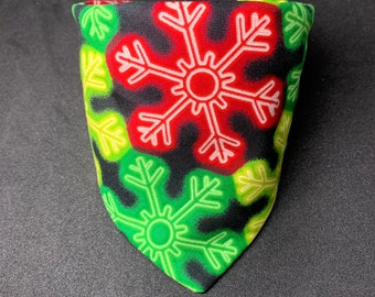 Dog Bandana Christmas Fun Pet Gift