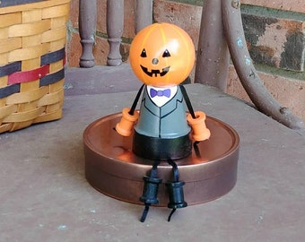 18d11a37 Clay pot people   Etsy