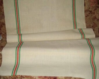 A film of old fabric for dish towels (db)