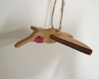 Small Hanging Bird