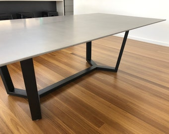Dining Table Base Etsy