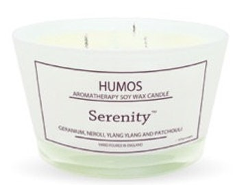 Serenity™ Aromatherapy Treatment Candle (3 wick)