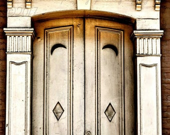 New Orleans Photography, New Orleans Art, New Orleans Prints, New Orleans Decor, Architecture, Old Doors, French Quarter Photography, NOLA