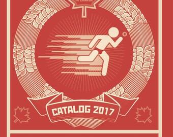 Retromatti Athletics Catalog 2017 Digital, 1980s 1970s, 80s 70s retro design catalog clothing Canadian retro-futurism jockey y fronts briefs