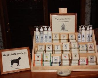 100% Goat's Milk Soap