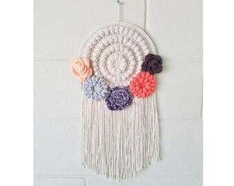 Crafty Boho Wall Hanger