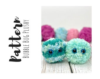 Bubble Bug Crochet Pattern