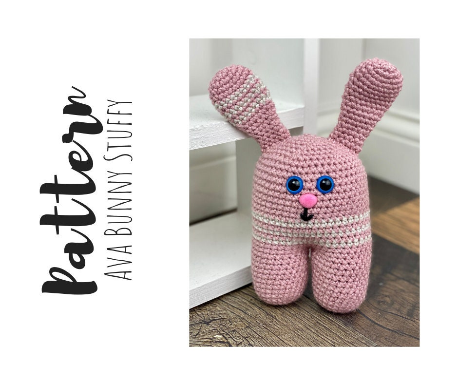 Amigurumi Crochet Bunny Patterns - Amigurumi Patterns Tutorials | 788x940