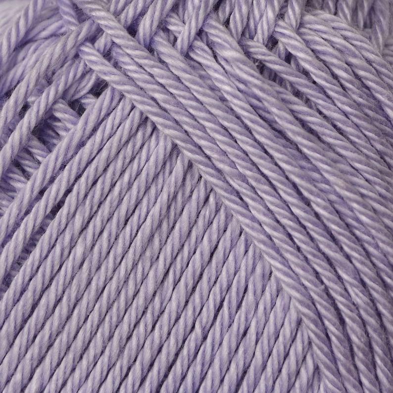 Schachenmayr  Mix of colors  100/% Cotton Worldwide Shipping  Crochet and Knitting Yarn Catania yarn